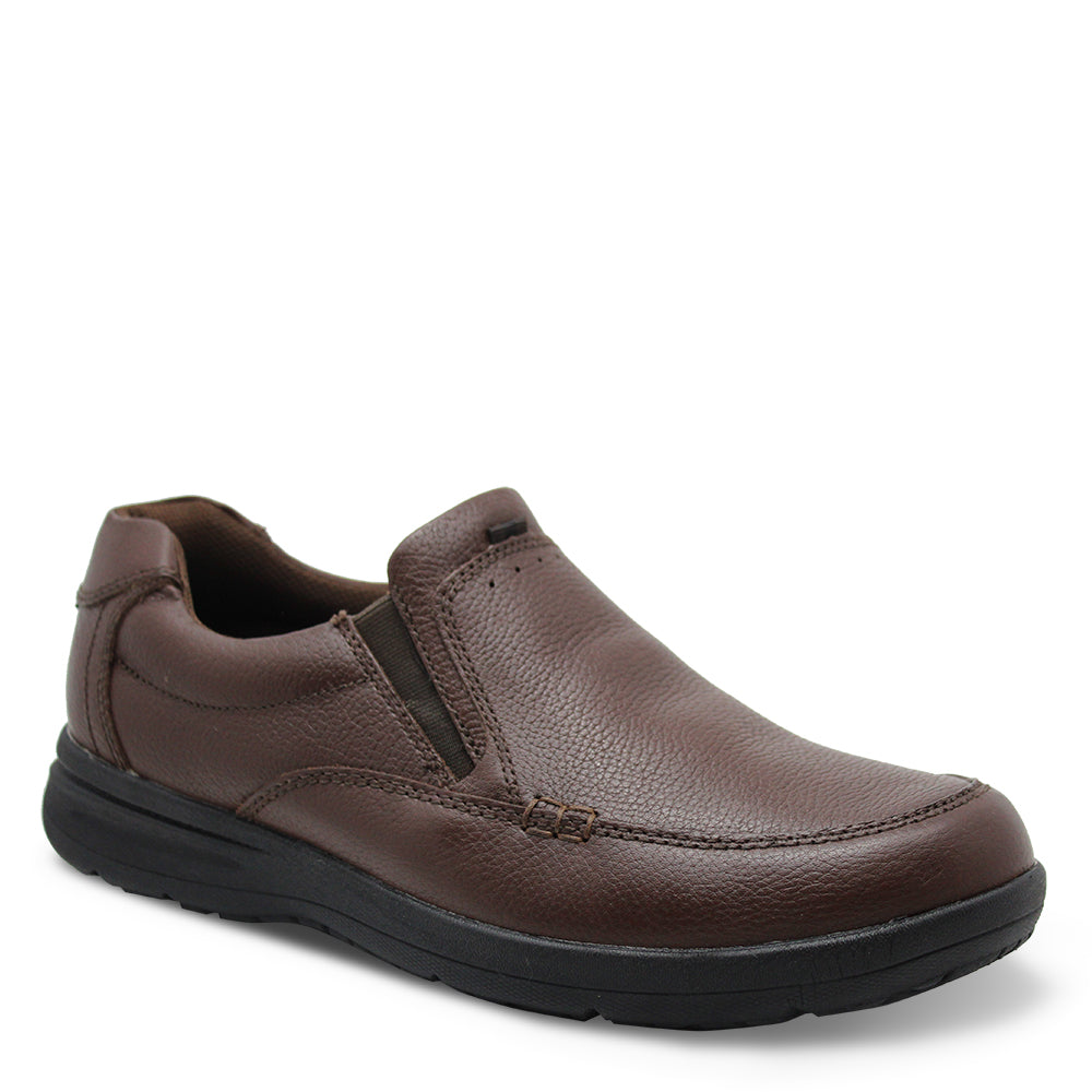 Florsheim Cameron mens casual slip on shoe brown