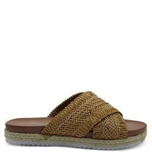 Los Cabos Tinny Tan Womens Slide