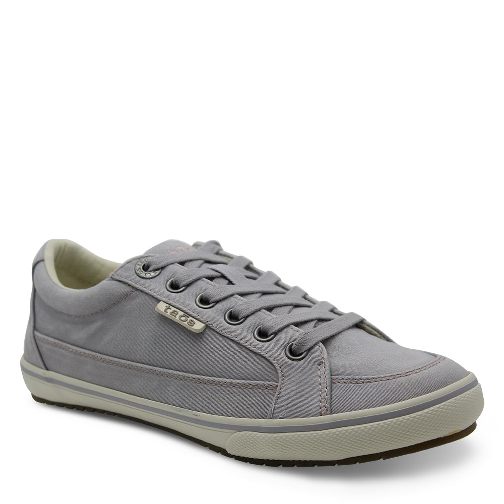 Taos Moc Star Grey Womens Sneaker