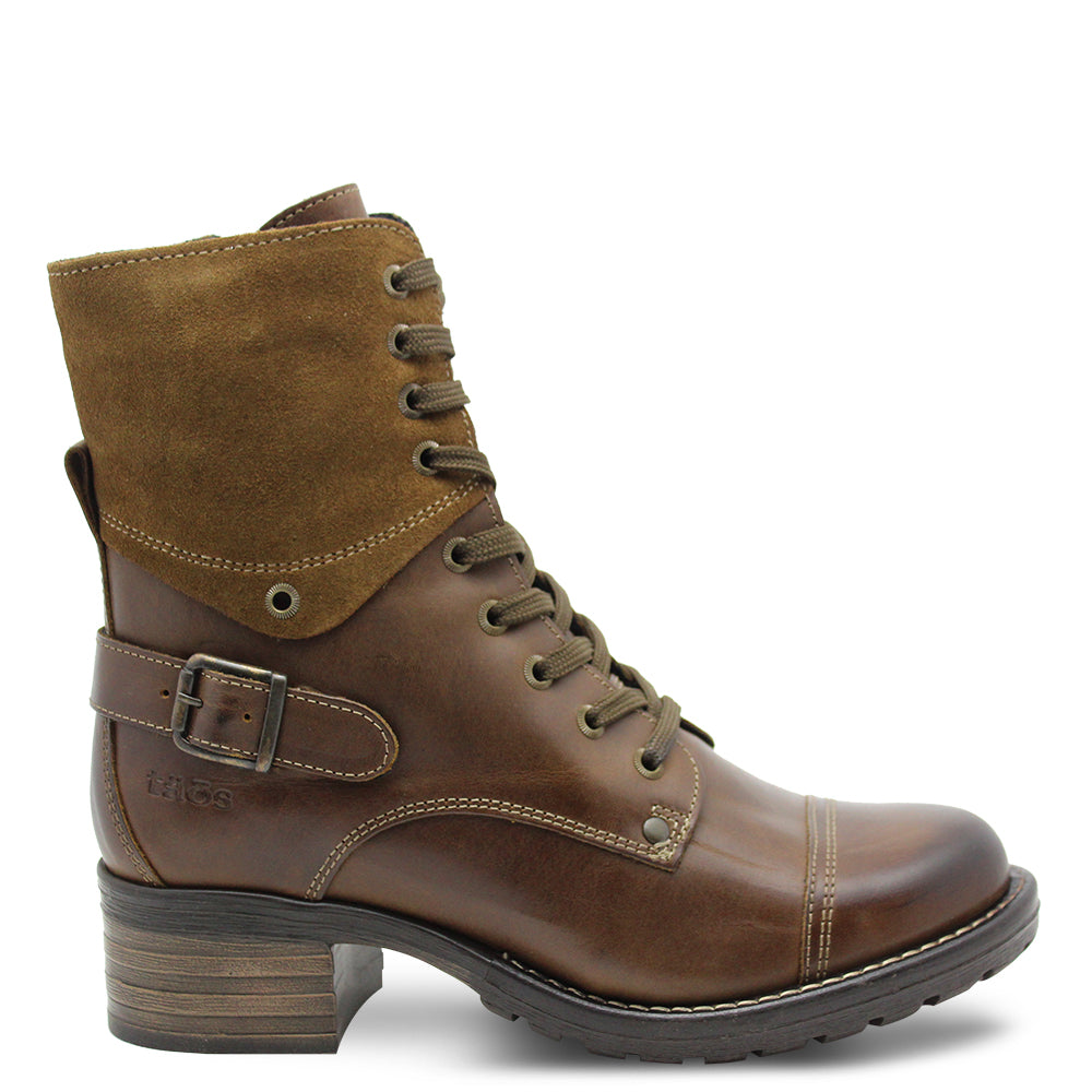 Taos Crave Camel Womens Boot