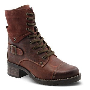 CRAVE WOMENS FLAT BOOT