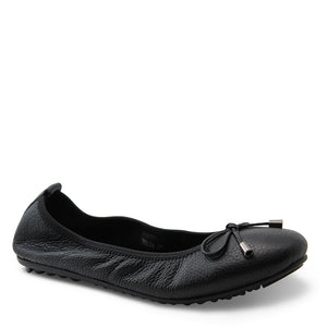 Django & Juliette Belin Black Womens Flat