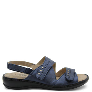 Comfort Leisure Noble Navy Sandal