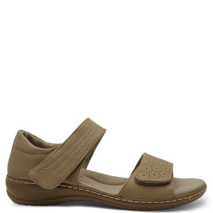 Comfort leisure Pepper Beige Womens Sandal