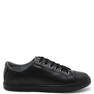 Frankie4 Nat Black Womens Sneaker