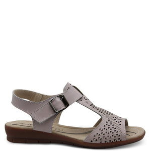 Just Bee Catalina Soft pink Womens Sandal