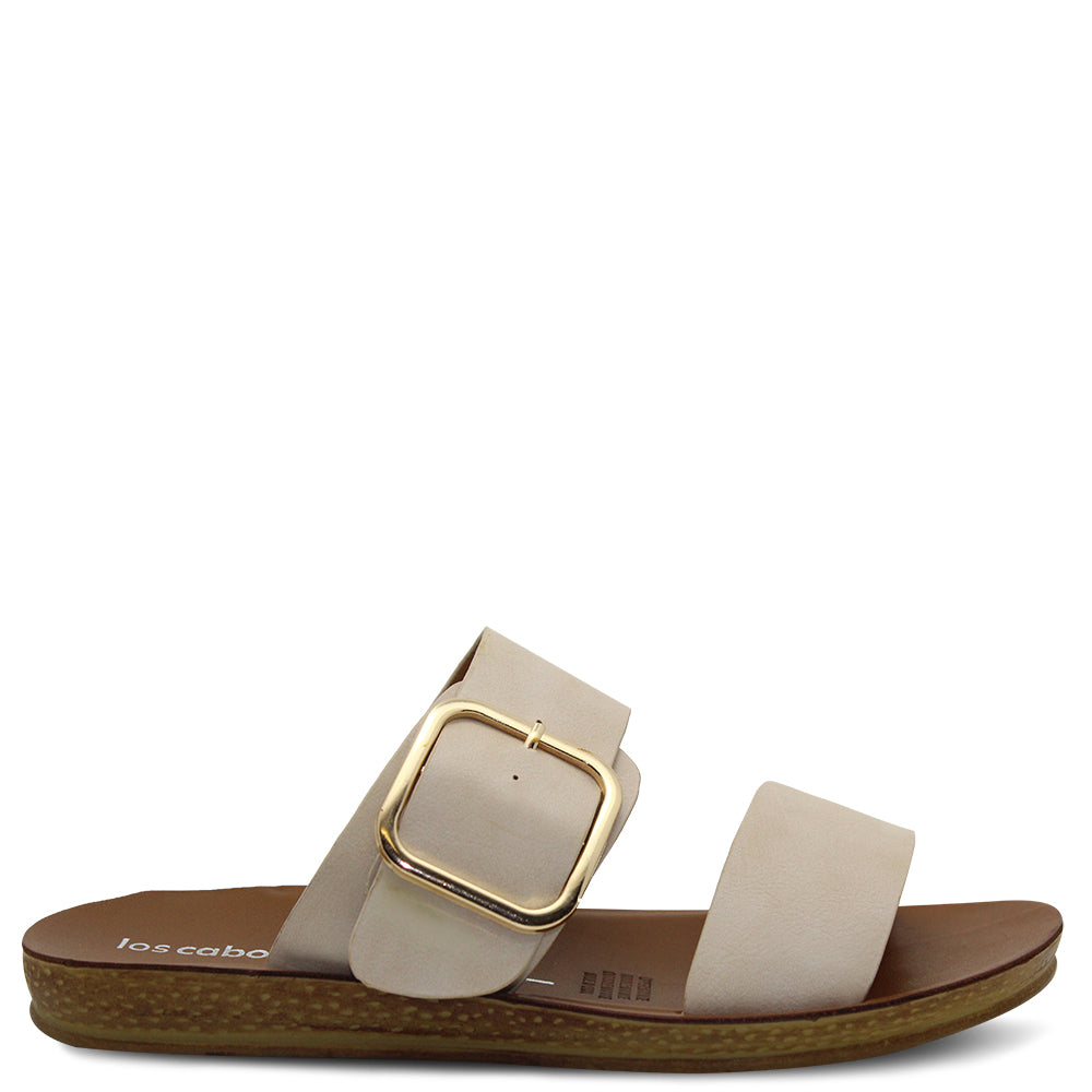 DOTI WOMENS FLAT SLIDE