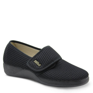 Devalverde 160 Black Women's Slipper