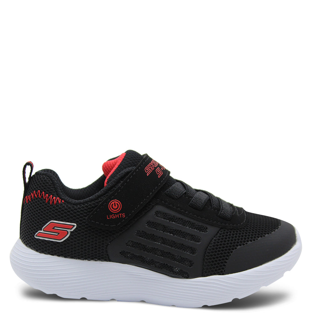 Skechers Dyna Lights Infants black Runner