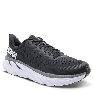 Hoka Clifton 7 Men's Black/White Runner