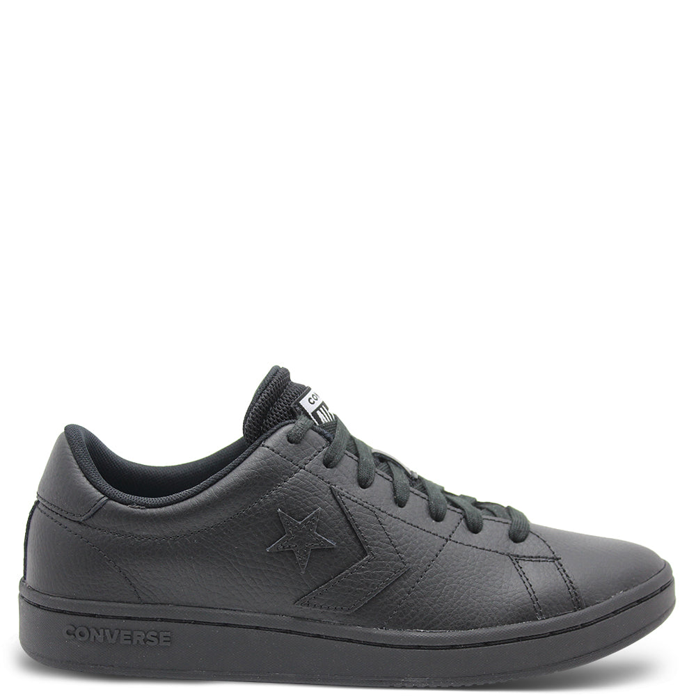 Converse All Court Low Black Sneaker