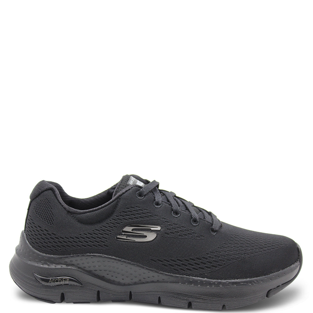 Skechers Big Appeal Women's Black Sneaker