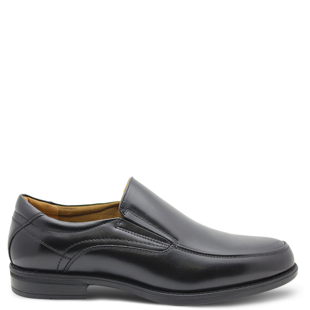 Florsheim Springfield Men's Black Dress Slip On