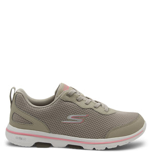 Skechers Guardian Women's Taupe Lace up Sneaker