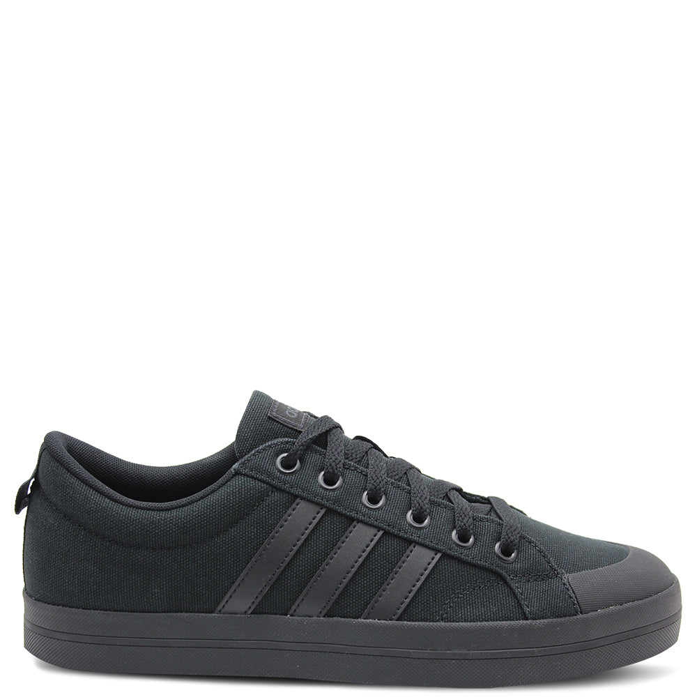 Adidas Bravada Men's Black Canvas Sneaker