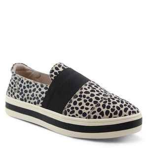 Alfie & Evie People Animal Print Women's Sneaker