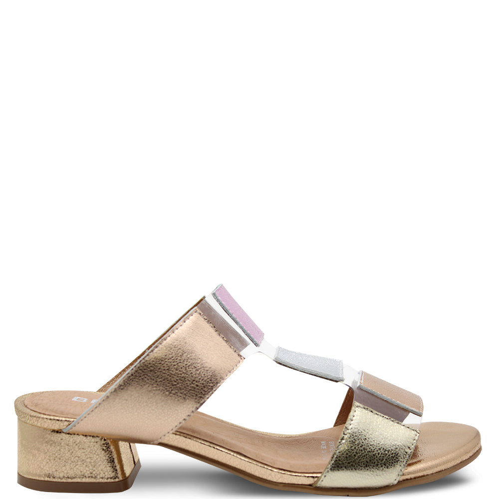 Bresley Avatar Women's Metallic Multi Slide