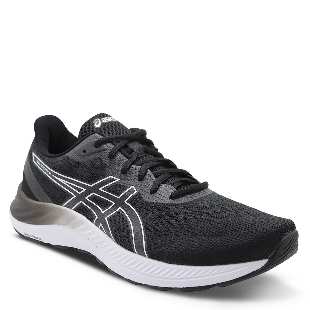 Asics Gel Excite 8 Women's Black/White Runner