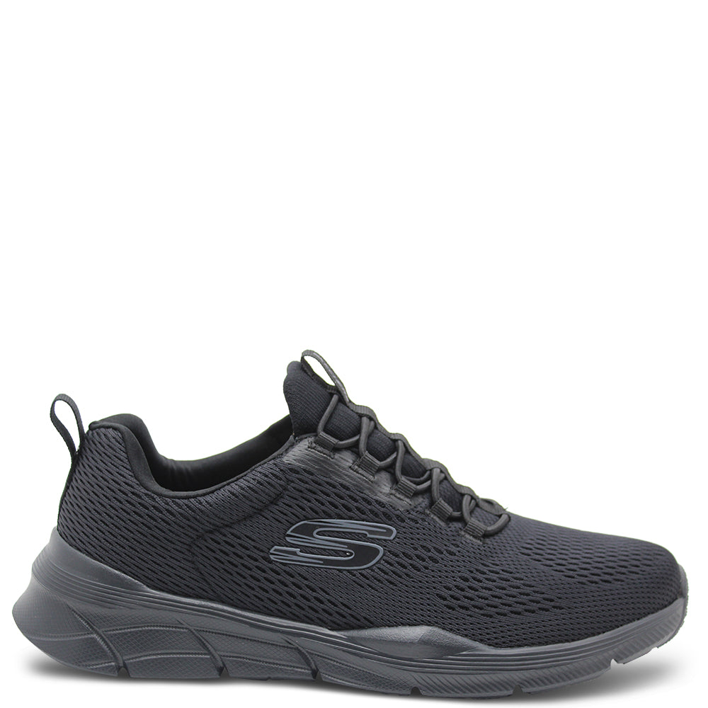 Skechers Wraithern Black Men's Sneaker
