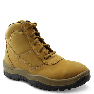 Mongrel 261050 lace up & side zip safety boot