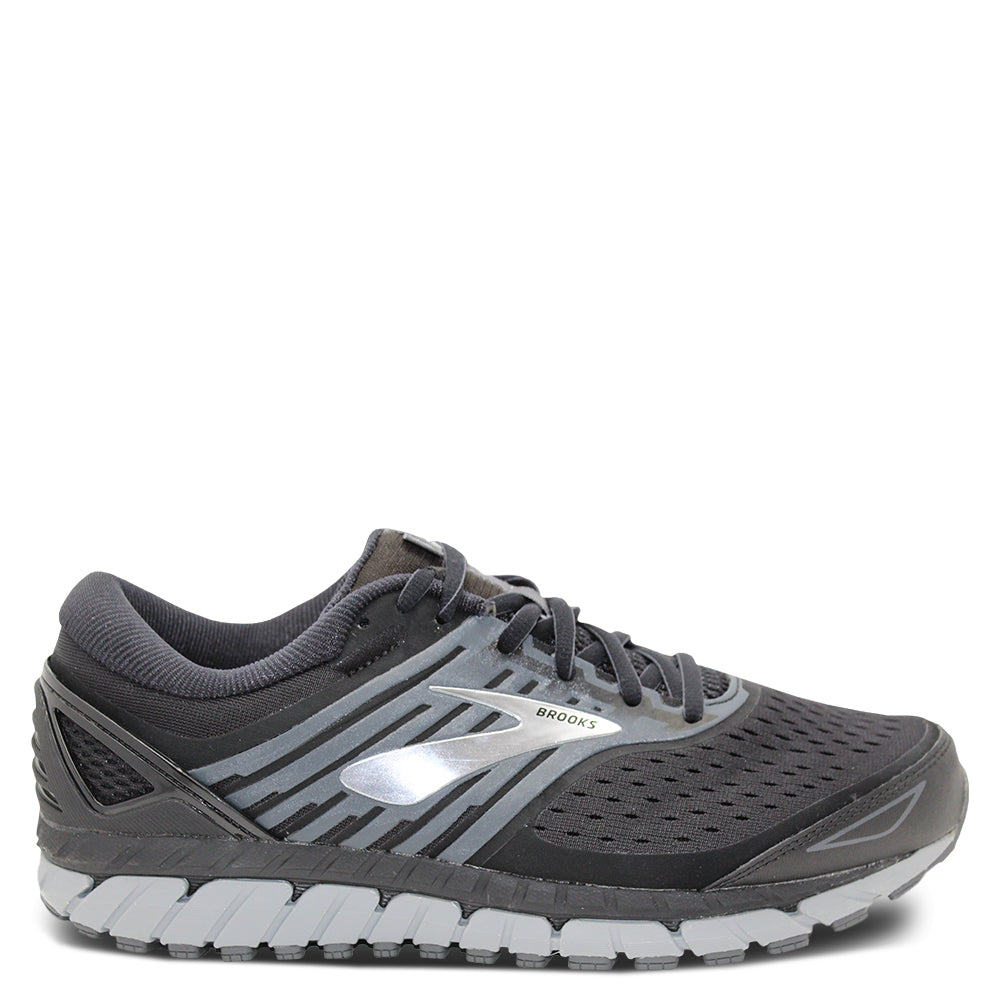 Brooks Beast Mens Black/Grey Runner
