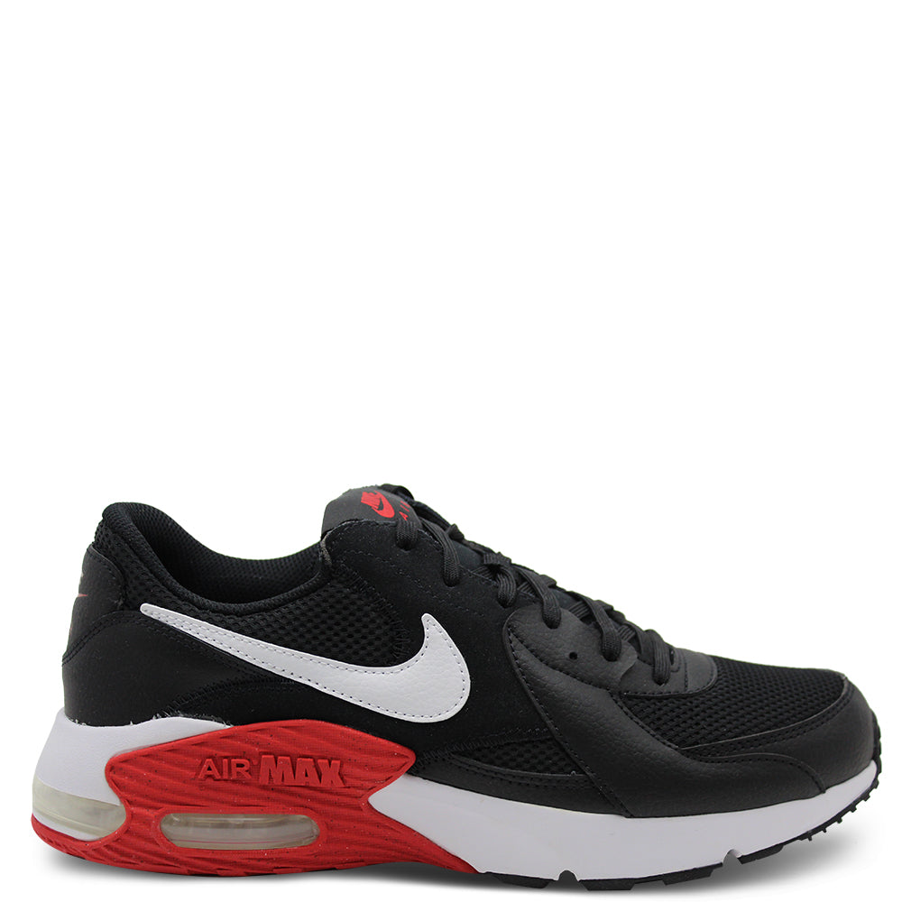 Nike Air Max Excee Black/Red Mens Trainer
