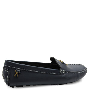 ALICE WOMENS FLAT MOCCASIN