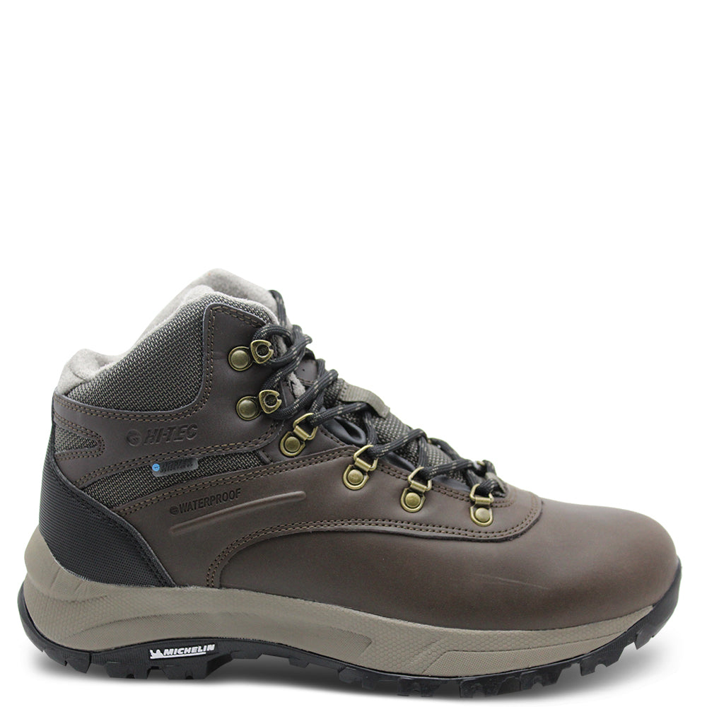 HiTec Altitude Brown Womens Hiking Boot