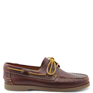 Florsheim Altura Brown Mens Boat Shoe