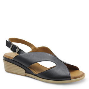 AMIGO WOMENS WEDGE SANDAL