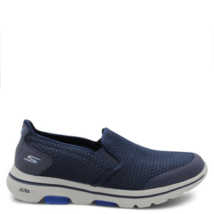 Skechers Apprize mens navy slip on