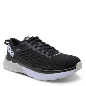 Hoka One One Arahi 4 Black White Womens Runner
