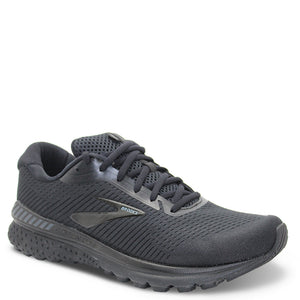 Brooks Adrenaline Mens Black Runner