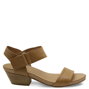 Top End Chrisie  Tan Womens Sandal