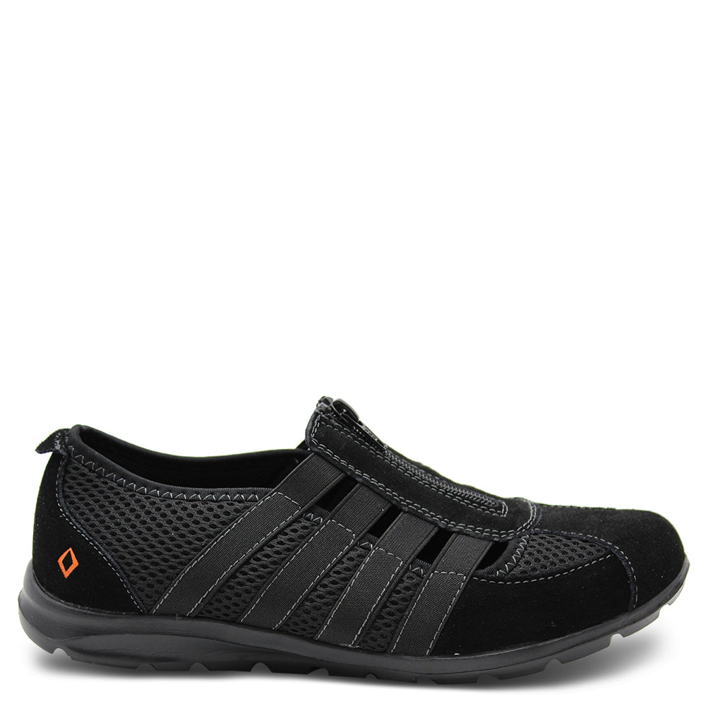 CC Resorts christine black casual walking shoe