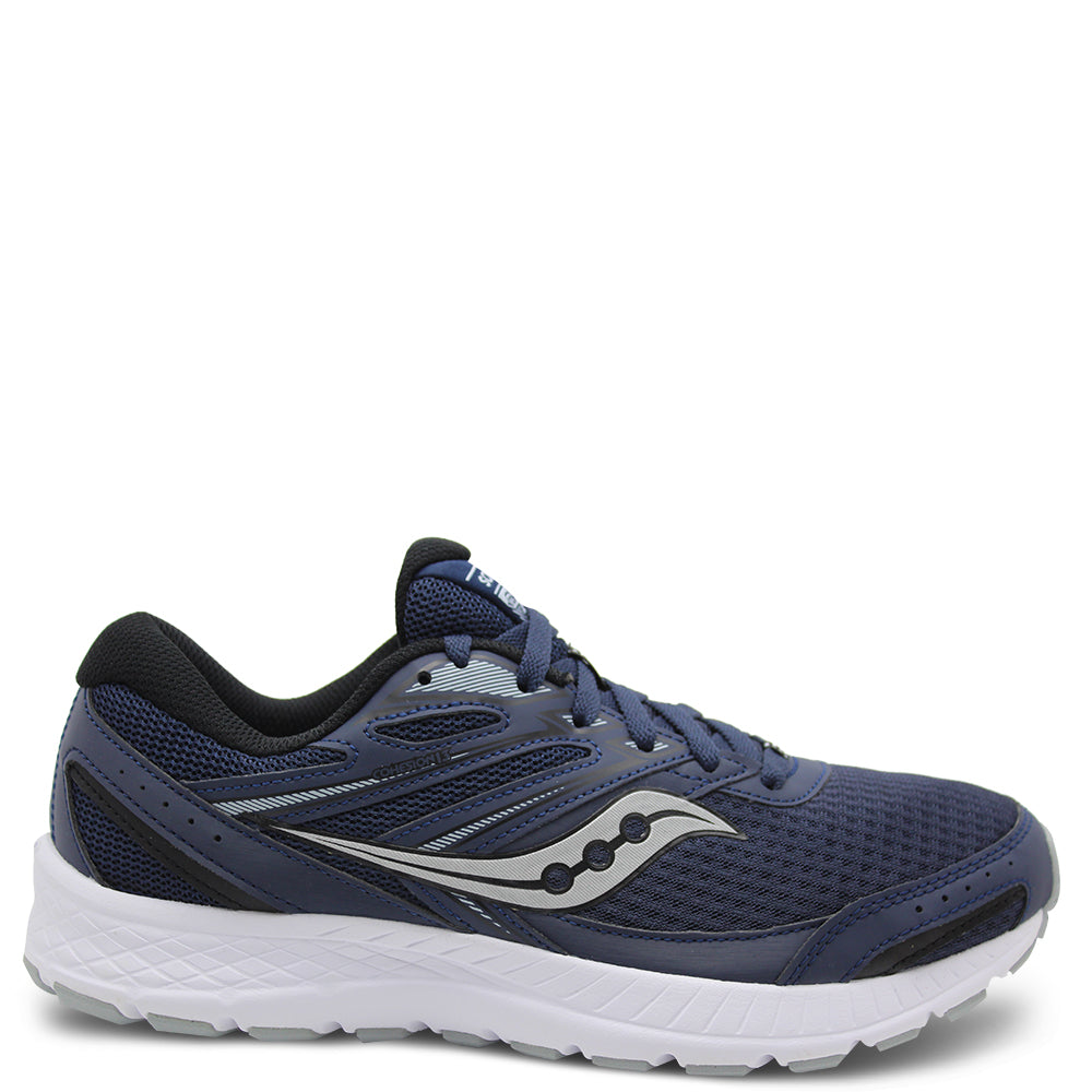Saucony Cohesion Mens Navy Runner