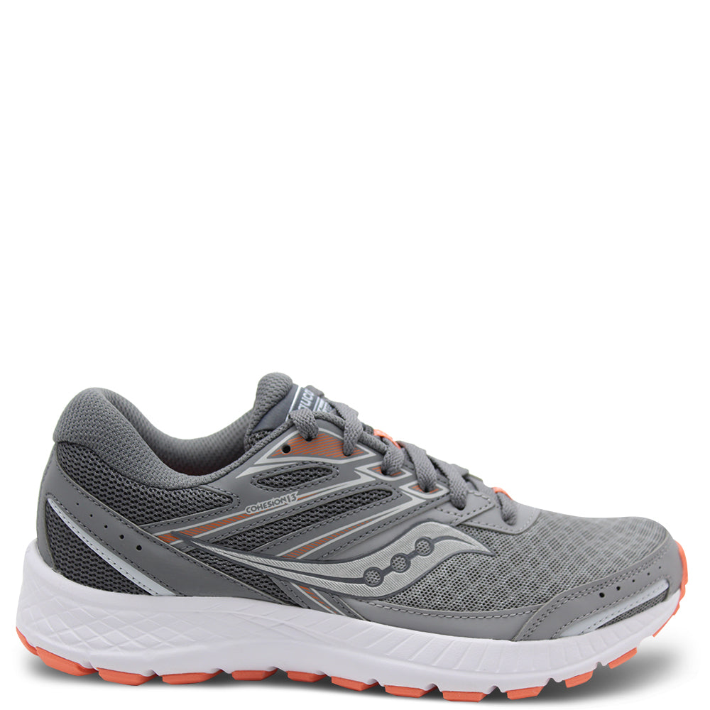 Saucony Cohesion Women's Grey Runner