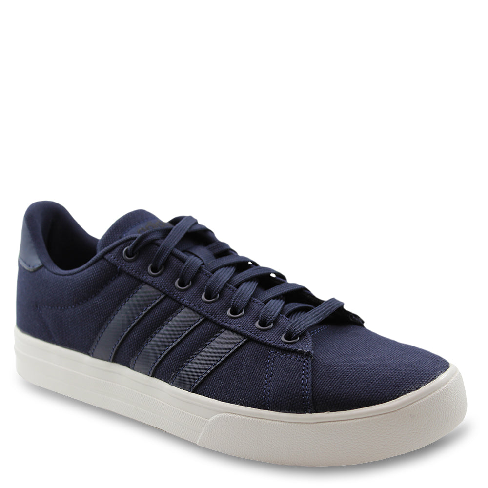 Adidas Daily Navy/White Skate Shoe