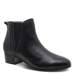 Frankie4 Darcy Black Womens Boot