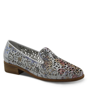 Bresley Dust White Multi Womens Shoe