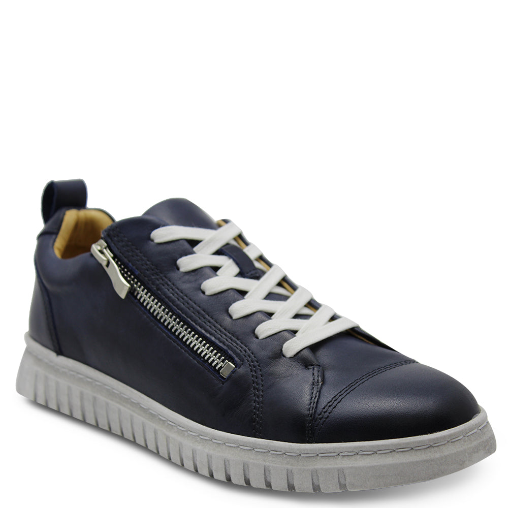 Eos Clarence sneaker navy