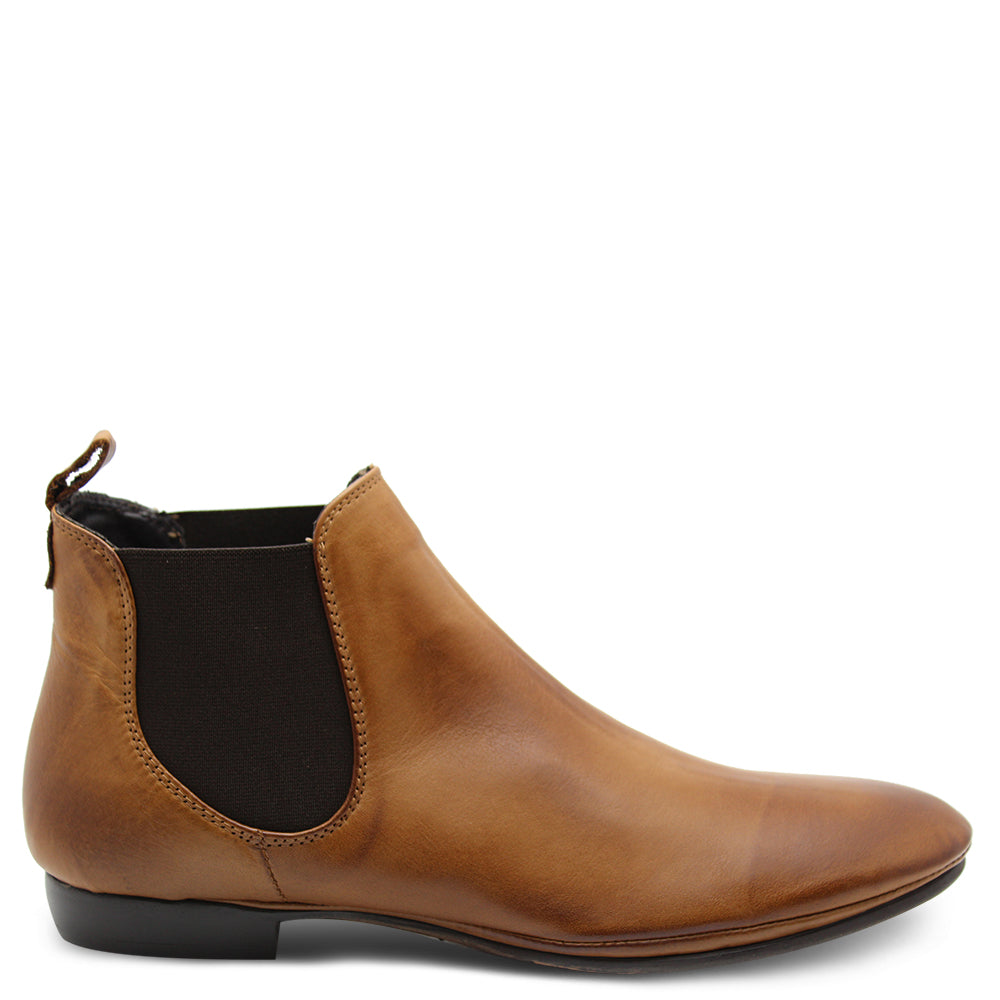 Eos Nila Brandy Slip On Womens  Boot