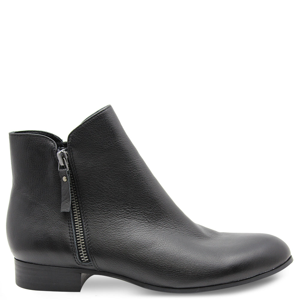 Django & Juliette Fabian Black boot