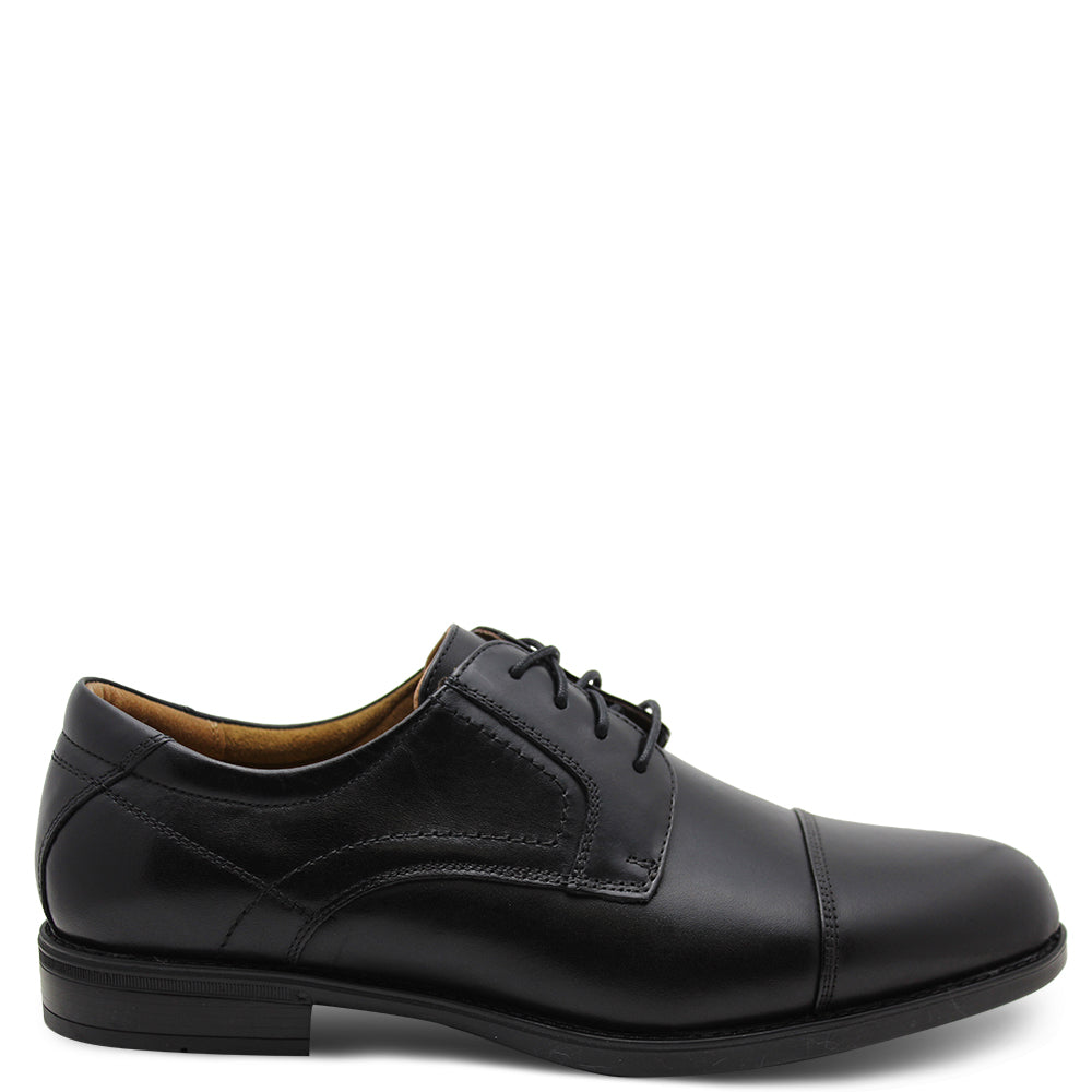 Florsheim Fairfield Mens Black lace up