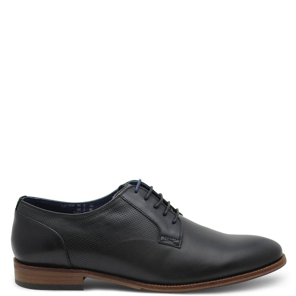 Florsheim Flex Perf Black Mens Shoe