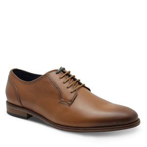Florsheim Flex Perf Brown Mens Shoe