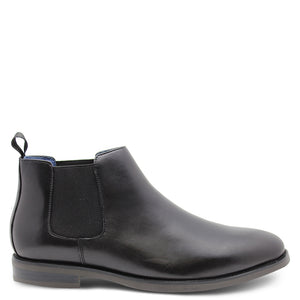 Florsheim ceduna black mens boot