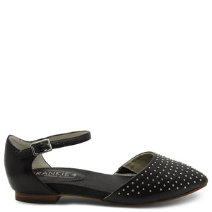 Ainsley by Frankie4 womens flat with pinned detail