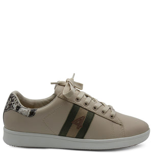 Frankie 4 Sylvia Olive/Blush Womens Sneaker