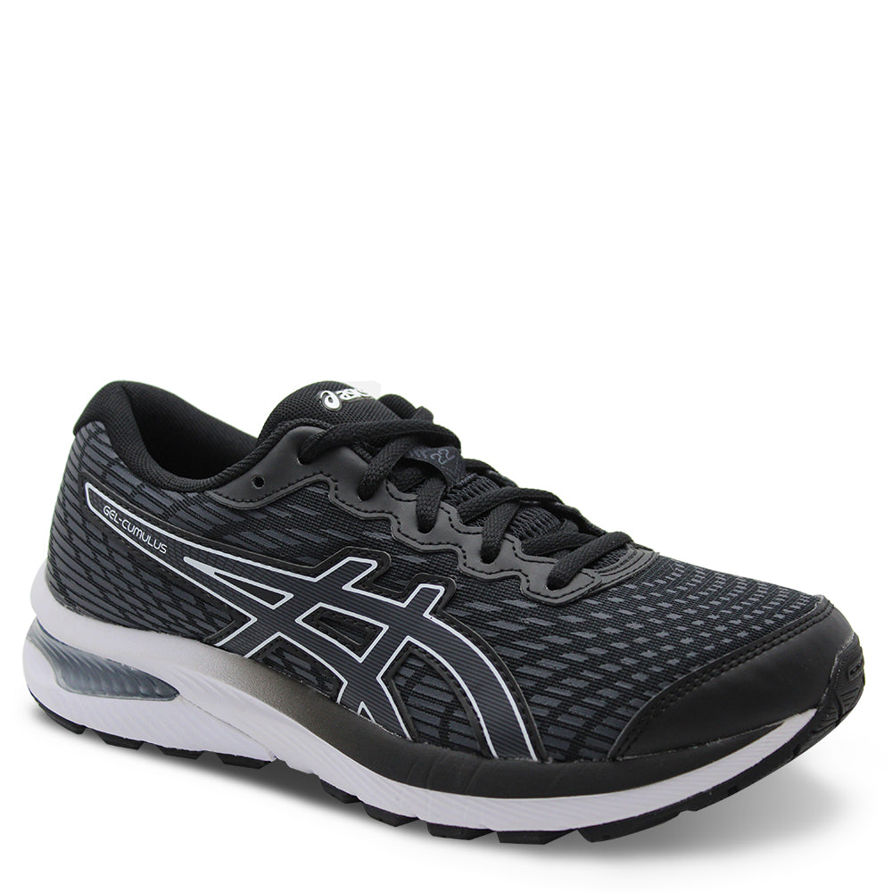 Asics Gel Cumulus Gs Black/Grey Runne